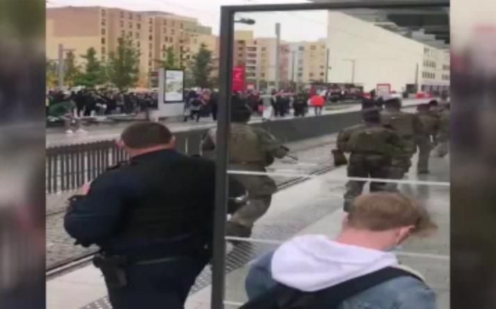 Fransa'da tren istasyonunda bomba alarmı