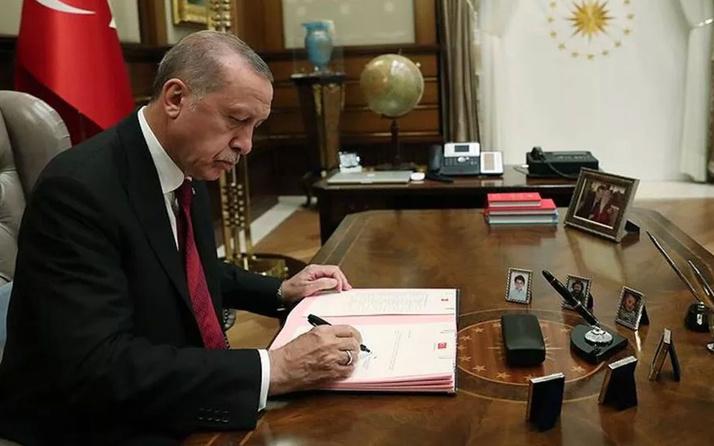 Cumhurbaşkanı Erdoğan imzaladı! 9 ildeki kamulaştırma kararları Resmi Gazete'de