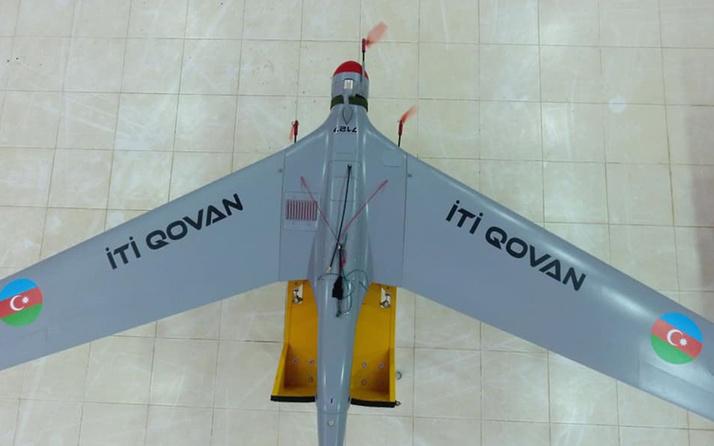 Azerbaycan seri üretime başladı kamikaze yeni İHA'lara 'iti kovan' ismi verildi