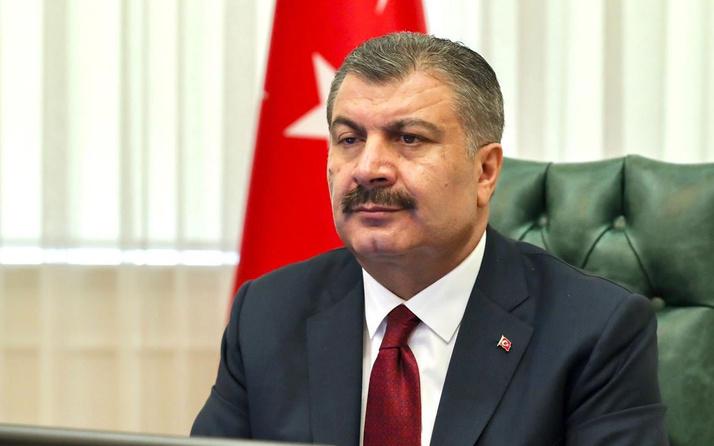 Sağlık Bakanı Koca 7 ilin sağlık müdürüyle görüştü 'kurallara uyalım' uyarısı yaptı