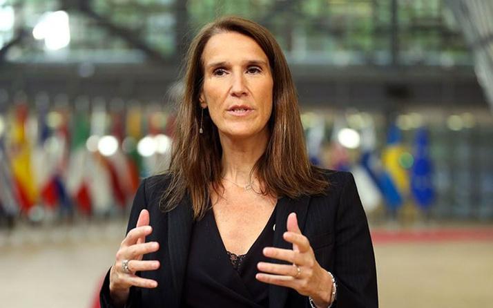 Belçika Dışişleri Bakanı Sophie Wilmes koronavirüsten yoğun bakımda