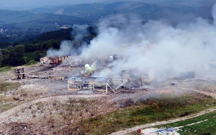 Sakarya'daki havai fişek fabrikası faciasında istenen cezalar belli oldu