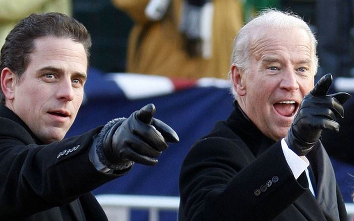 Joe Biden'ın oğlunun eski iş ortağından Biden'a 'Çin' suçlaması
