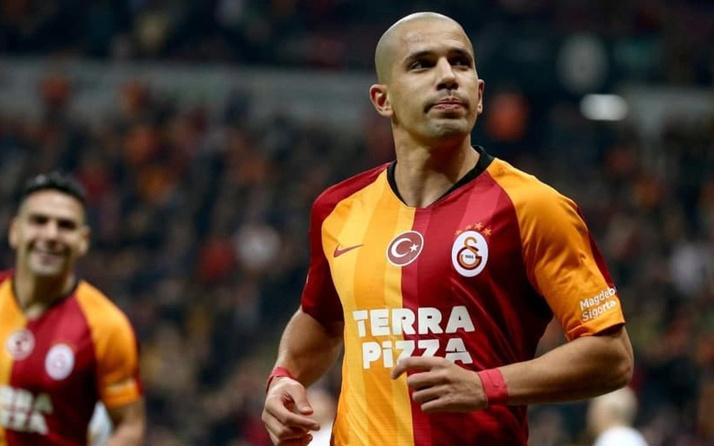 Galatasaray, Erzurum'a Sofiane Feghouli eksikliğiyle gidiyor