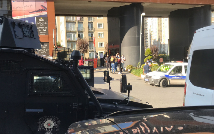 Esenyurt'ta taksiciler arasında yolcu alma kavgasında kan döküldü