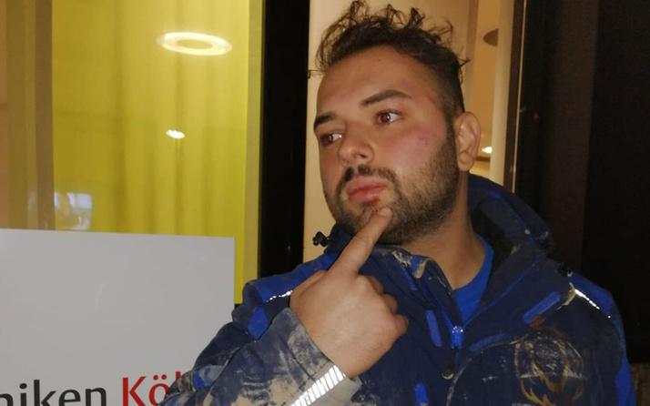 Almanya'da Türk iş adamına iş yerinde polis şiddeti 6 polis yere yatırıp...
