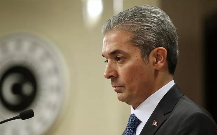 Türkiye'den Mısır Dışişleri Bakanı'nın sözlerine sert yanıt: Reddediyoruz