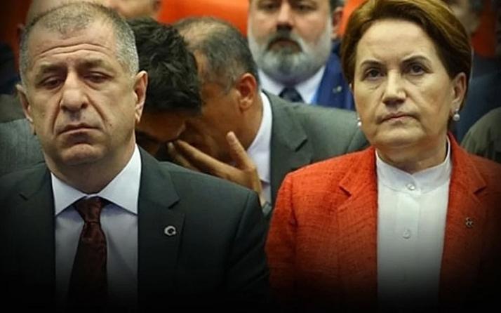 İYİ Parti'de kritik hafta! Akşener, 'Ümit Özdağ' kararını verecek
