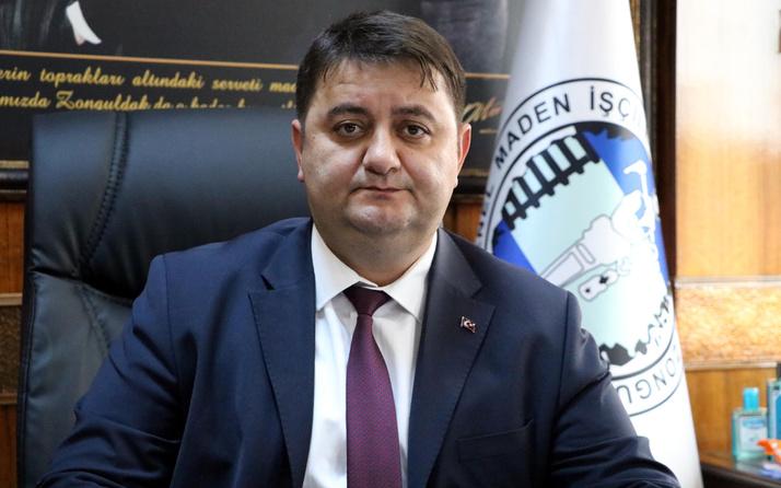 Genel Maden İşçileri Sendikası Başkanı Hakan Yeşil, koronavirüse yakalandı