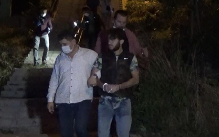 İzmir'de pes dedirten olay! Önce tüfekle vurdu sonra duş aldı