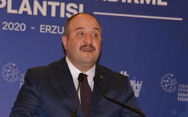 Bakan Mustafa Varank: Boğaziçi üzerinden kargaşa çıkarmak gayretindeler