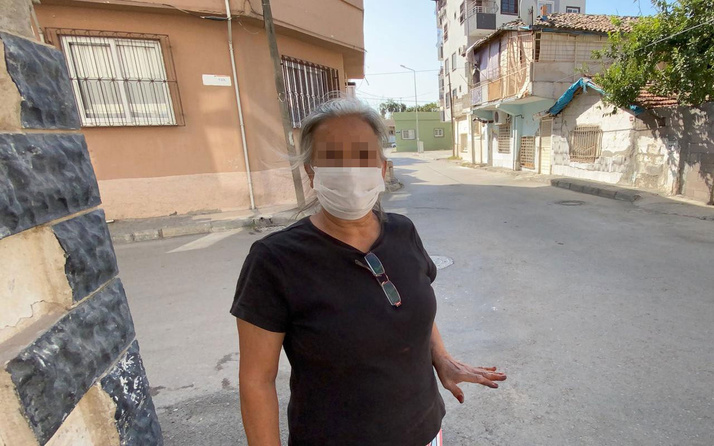 Hatay'da kaçan teröristin yerini gösteren kadın konuştu: Hemen polise yerini gösterdik