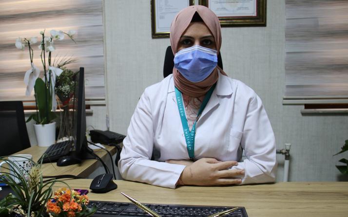 Elazığ'da doktor koronavirüsü yendi! 5 gününü hatırlamıyor