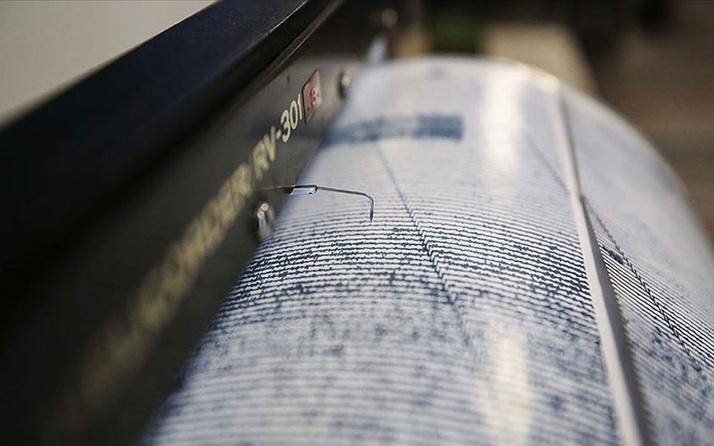 İran'da 5,2 büyüklüğünde deprem! Can ya da mal kaybı yok