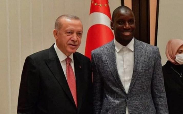 Demba Ba'dan Fransız basınına Recep Tayyip Erdoğan cevabı