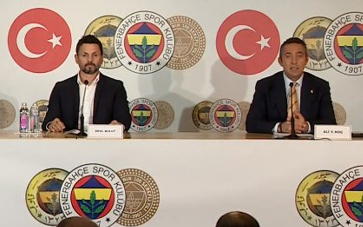 Erol Bulut: Tek hedefimiz Fenerbahçe'ye 29'uncu şampiyonluğu yaşatmak