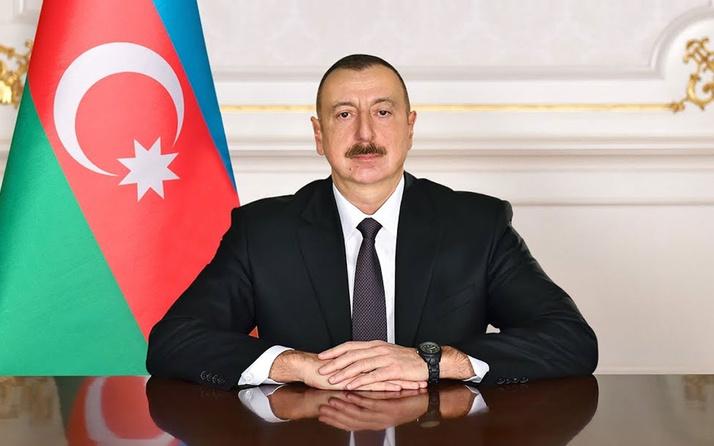 Aliyev'den 29 Ekim Cumhuriyet Bayramı paylaşımı: Kardeş Türk halkını tebrik ediyoruz