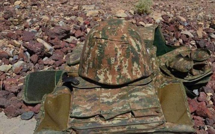 Azerbaycan'dan Berde intikamı: Ermenistan'ın 1. Ordu komutan yardımcısı öldürüldü