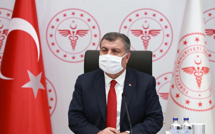 Türkiye'deki corona virüsü vaka ve ölü sayısında son durum (9 Aralık 2020)
