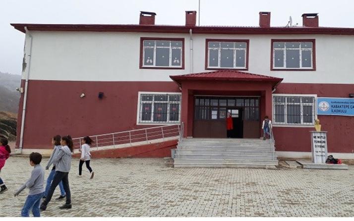 Kahmaramaraş'ta öğretmenler Covid-19'a yakalandı, eğitime ara verildi