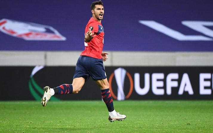 Zeki Çelik gol attı Lille beraberliği zor kurtardı