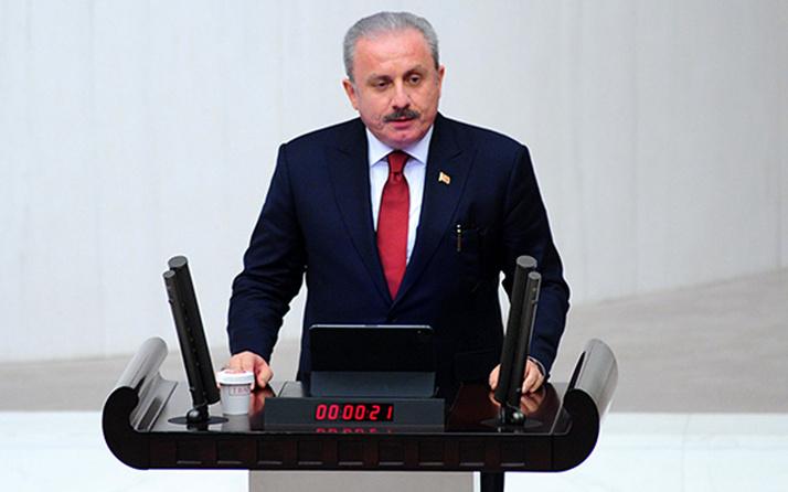 Mustafa Şentop'tan yeni anayasa açıklaması