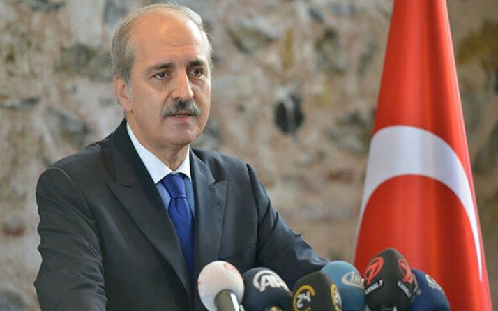 AK Partili Numan Kurtulmuş'tan seçim barajı açıklaması