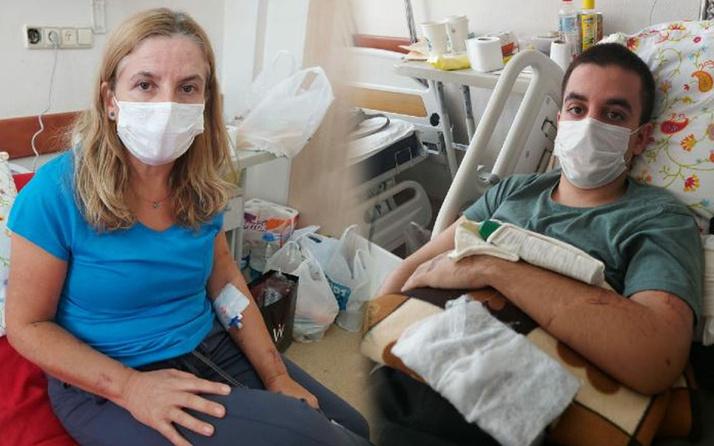 İzmir'de depremden sağ kurtuldular! Anlattıkları yürek burktu