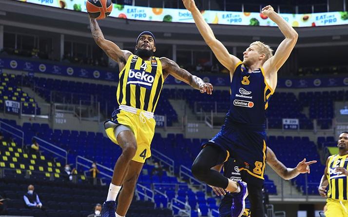 Fenerbahçe Beko, Khimki'yı evinde rahat geçti
