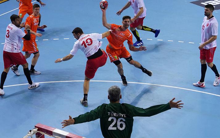Türkiye-Slovenya Hentbol maçı iptal edildi