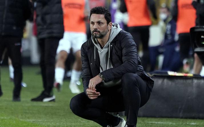 Erol Bulut Konyaspor yenilgisi sonrası: İstediklerimizi sahaya yansıtamadık
