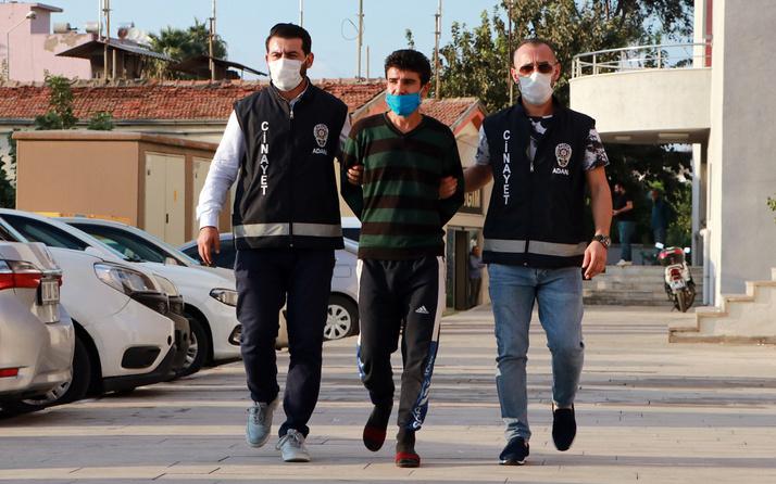 Adana'da kardeşini boğazından bıçaklayarak öldürdü! Sebebi ise bakın ne