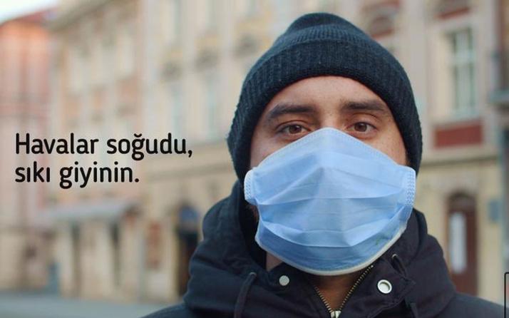 Sağlık Bakanı Koca'dan flaş uyarı! Maske sizi gripten de korur