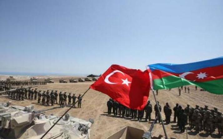Milli Savunma Bakanlığı'ndan Azerbaycan ordusuna tebrik