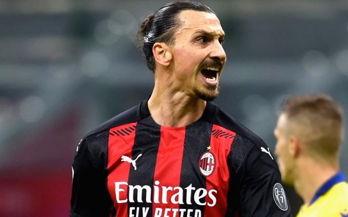 İbrahimovic, Milan'ı mağlup olmaktan kurtardı