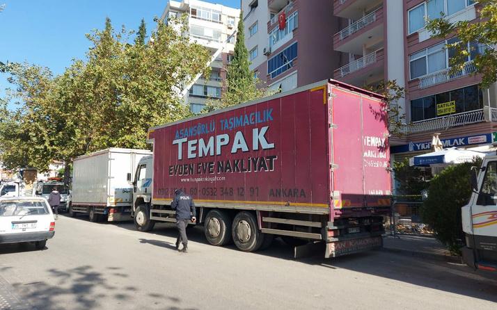 İzmirliler depremin vurduğu Bayraklı'dan kaçıyor