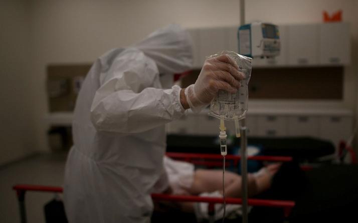 Kadirli Devlet Hastanesi'nde koronavirüs patlaması! 3 günde 50 sağlık çalışanı pozitif çıktı