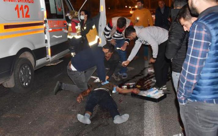 Şanlıurfa'da otomobilin çarptığı genç hayatını kaybetti