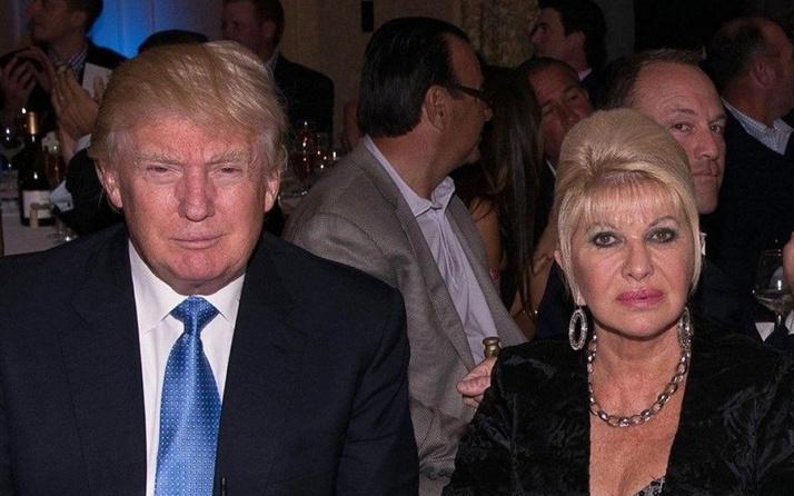 Donald Trump'ın eski eşi: Kaybetmeyi hiç sevmez