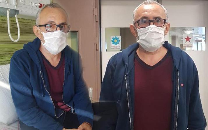 Kayseri'de eşiyle birlikte koronavirüsü yenen doktorun annesi hayatını kaybetti