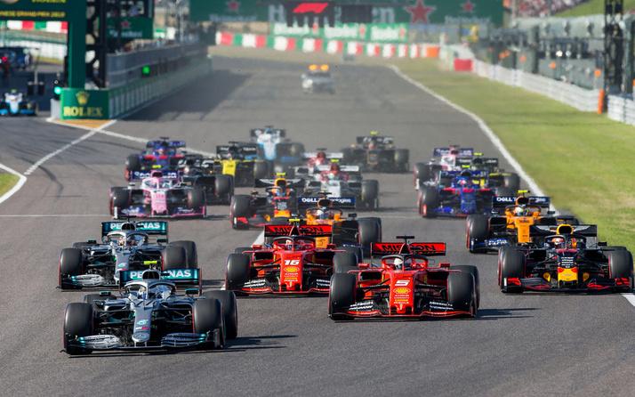 Formula 1 DHL Türkiye Grand Prix'si hangi kanalda yayımlanacak?