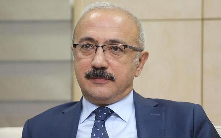 Hazine ve Maliye Bakanı Lütfi Elvan'dan dolar açıklaması! Devam ettireceğiz...
