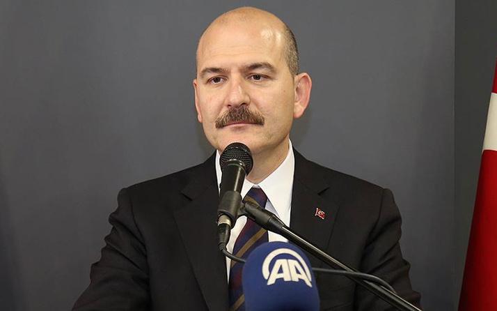 Bakan Süleyman Soylu'dan Meral Akşener'e Erdoğan tepkisi