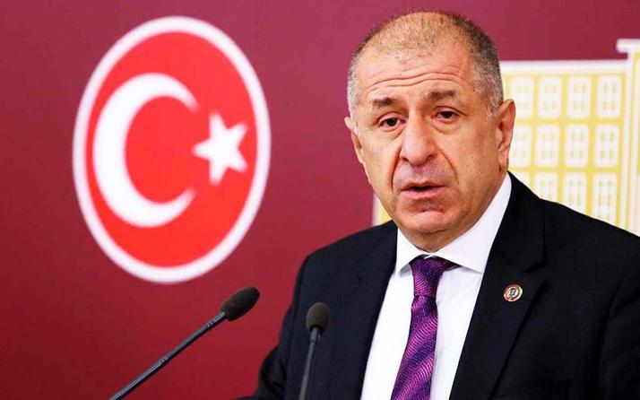 Ümit Özdağ'dan olay Meral Akşener sözleri! HDP'lilerle Anayasa hazırlamışlar