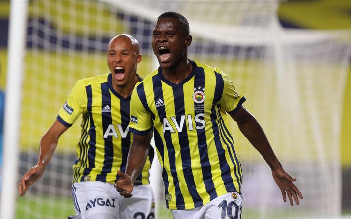 Fenerbahçe'den Samatta açıklaması