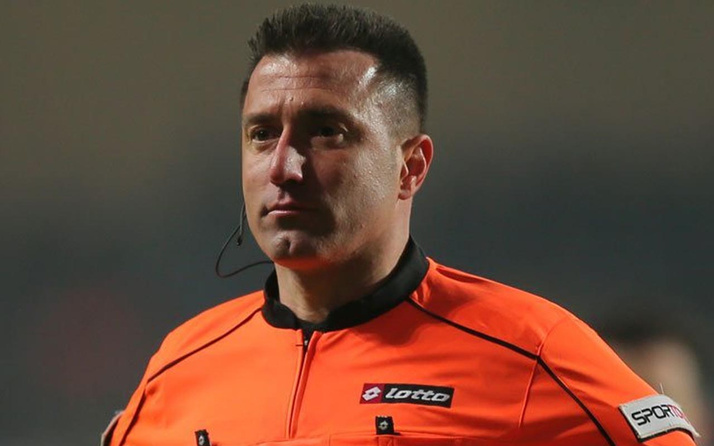 Hüseyin Göçek Arnavutluk-Kosova maçında düdük çalacak