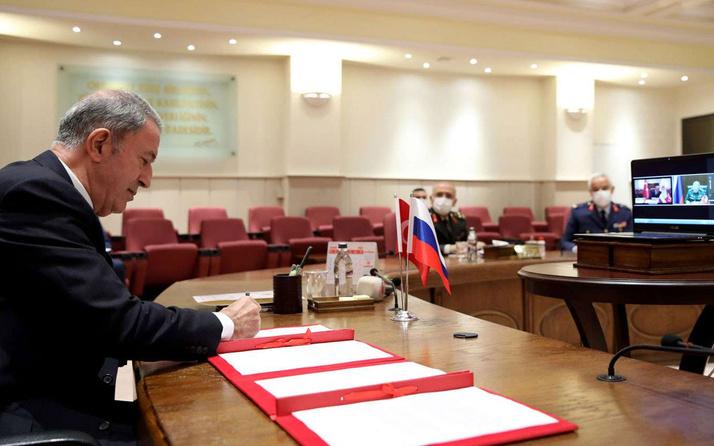 Türkiye ile Rusya arasında Dağlık Karabağ muhtırası imzalandı