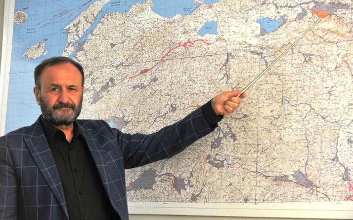 Uzman isimden Marmara için korkutan 'katil fay' uyarısı tsunami etkisi de gösterecek