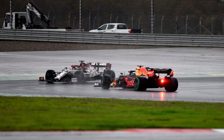 Formula 1 Türkiye GP sıralama turlarında kırmızı bayrak kararı! İşte ilk sıranın sahibi