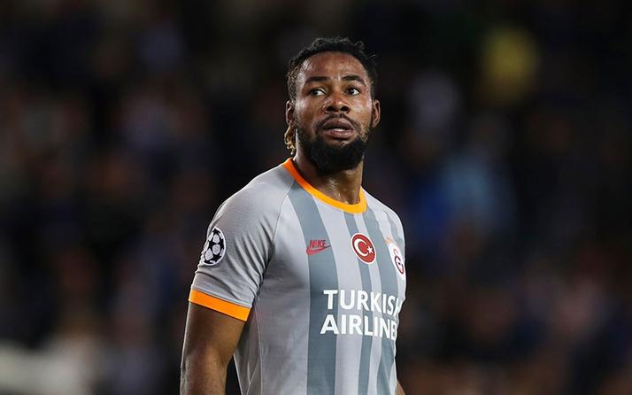 Christian Luyindama'dan Galatasaray'a kötü haber